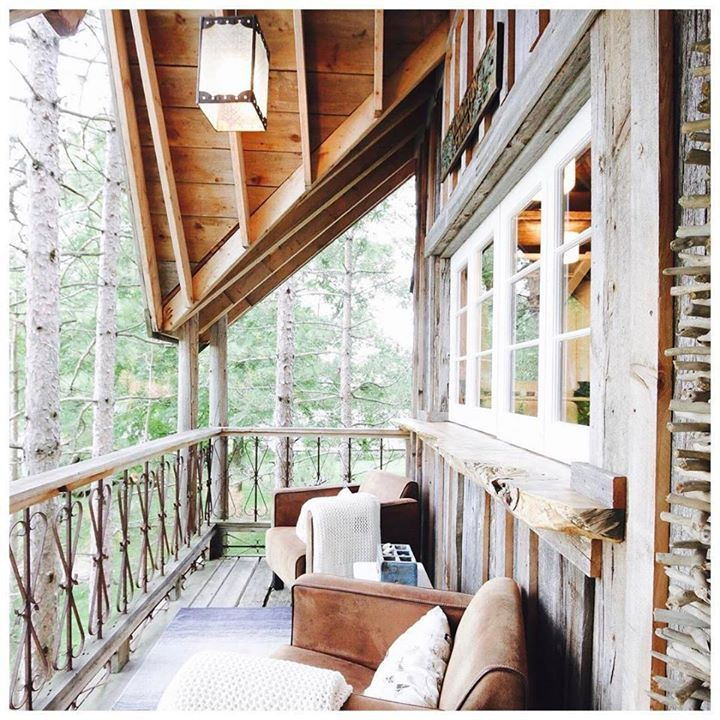 Lynne Knowlton Treehouse cabins, Treehouse vacations