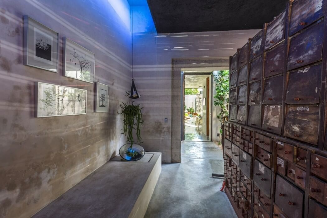The Raw House | Taller Estilo Arquitectura | Archinect