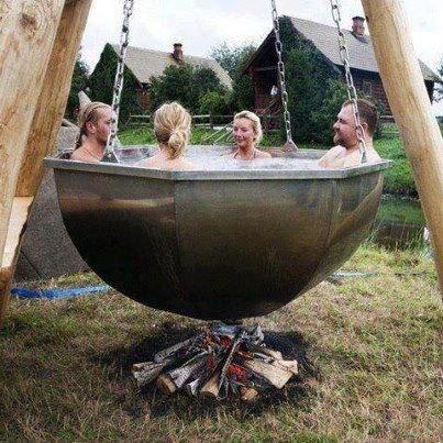this would be cool for the home pinterest vikings gartenideen und stuhl. Black Bedroom Furniture Sets. Home Design Ideas