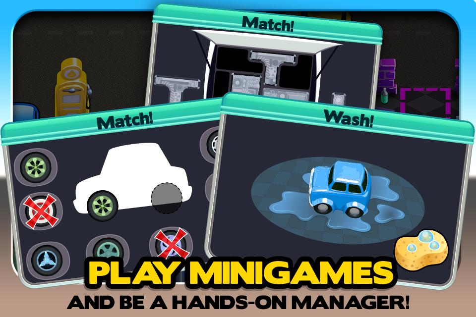 Car Wash Spiele