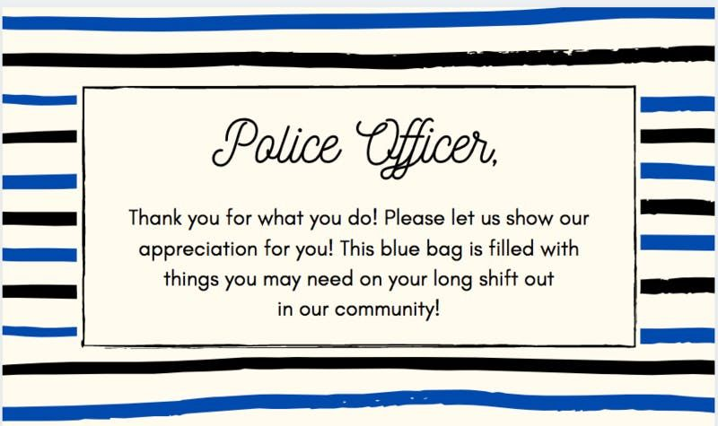 How to Show Support to Law Enforcement during National Police Week