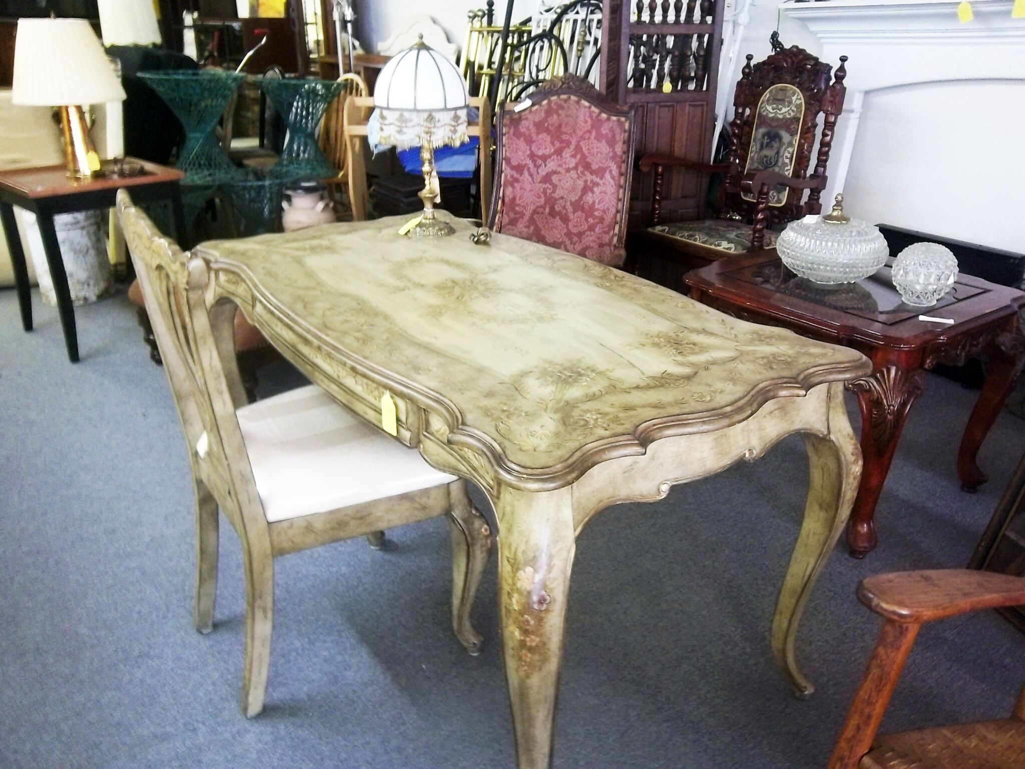 Antique Dining Table For Sale Visit Us At Our Store In Linden Nj