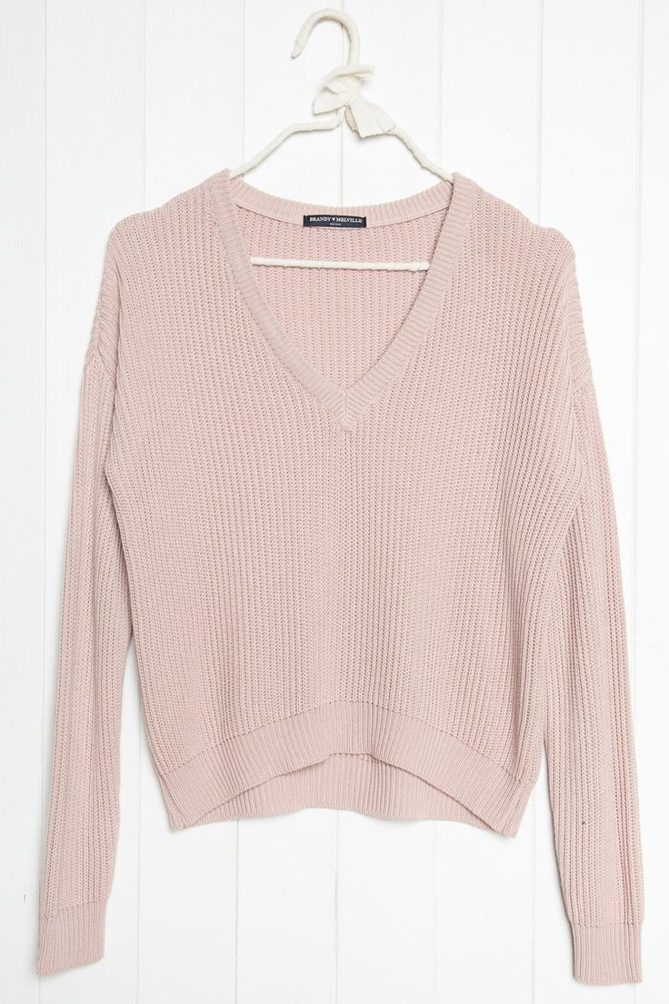 Brandy ♥ Melville | Sherry Sweater - Clothing | KNIT LADIES ...