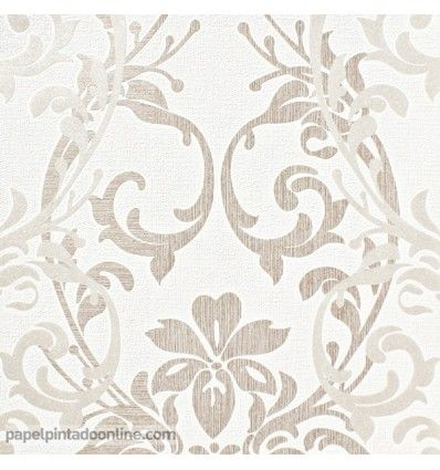 Papel pintado Ornamental para decoracion de paredes en ...