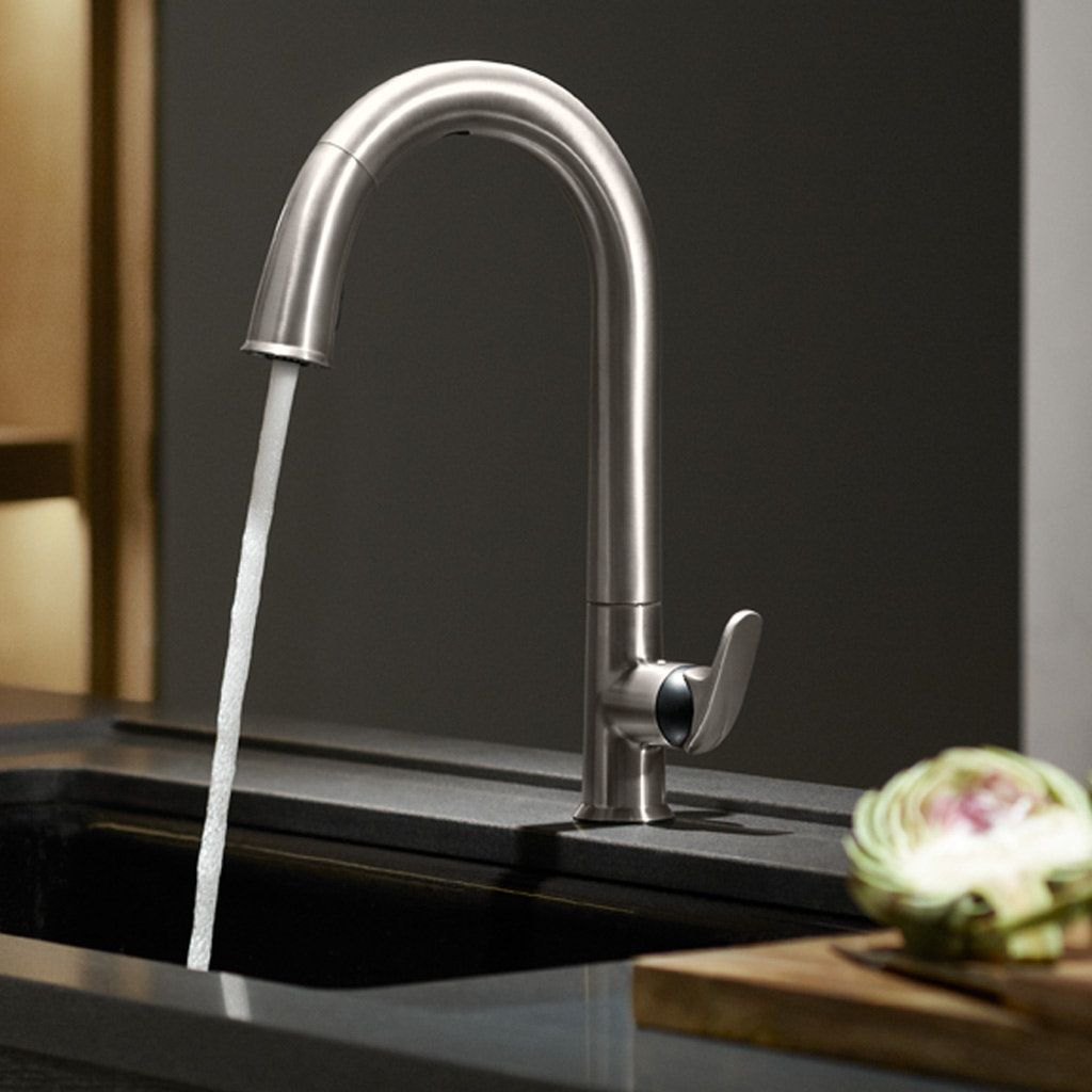 KOHLER Sensate Electronic Faucet | 1601_Kitchen sink | Pinterest ...