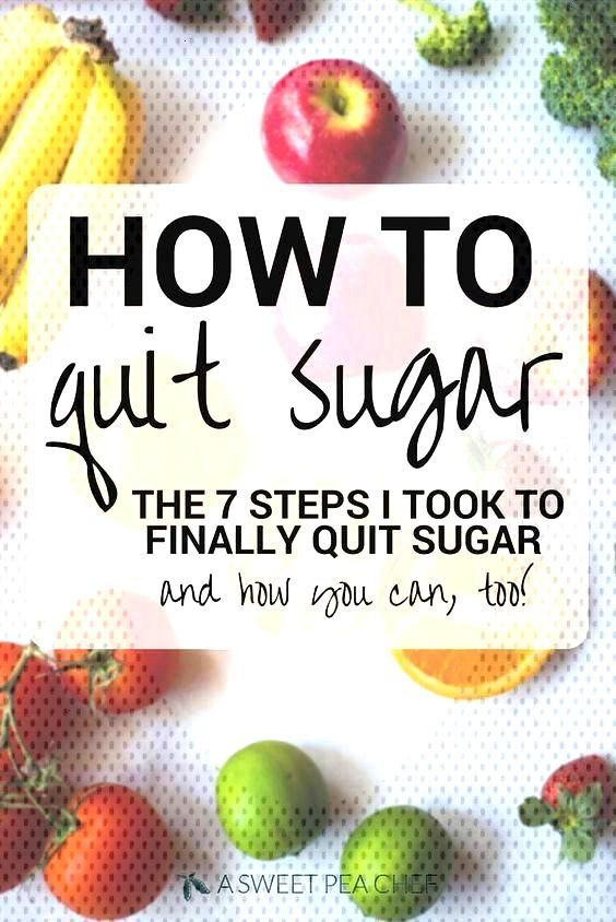 How To Quit Sugar