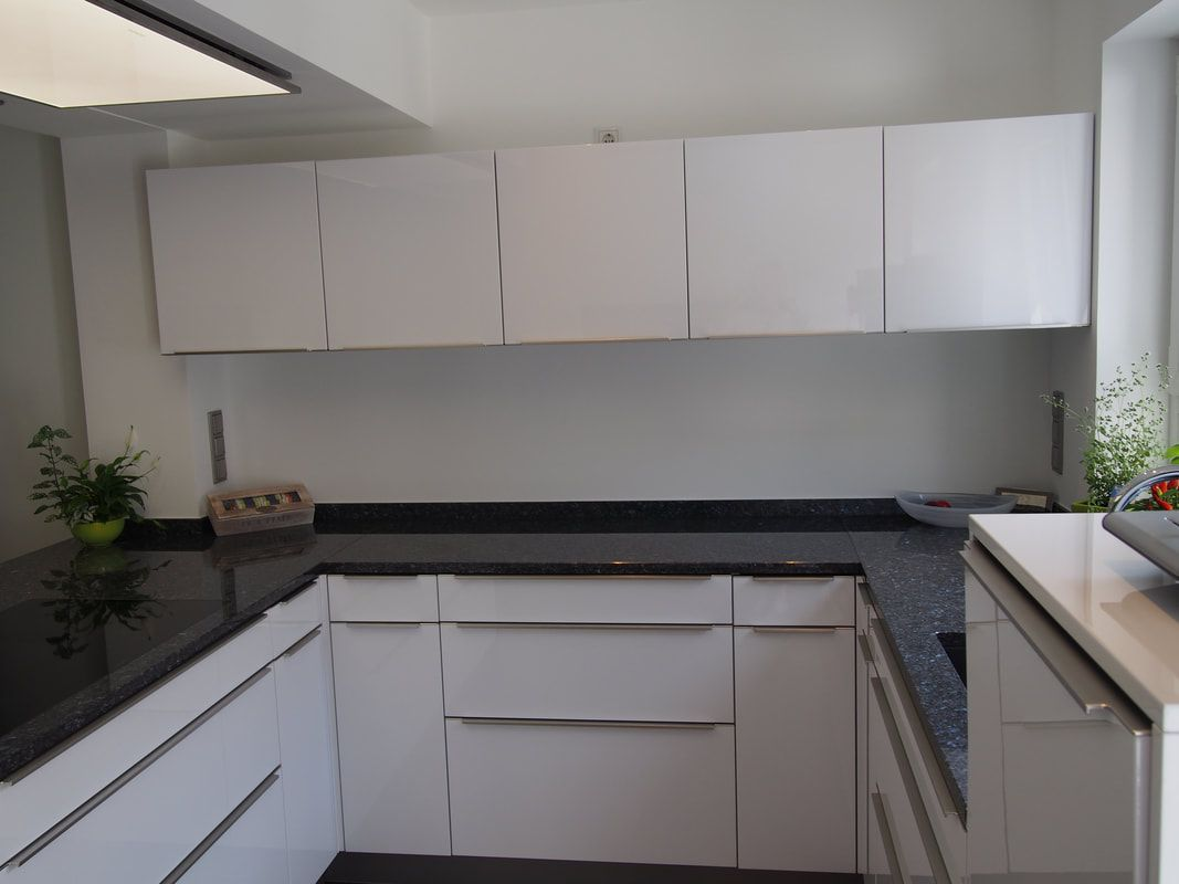Bildergebnis für griffleiste küche  Küche, Wohnungsbau