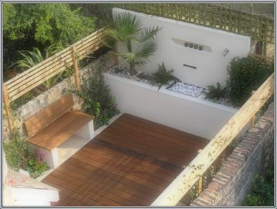 Ideas para decorar patios peque os cerrados patios - Decoracion de patios interiores ...