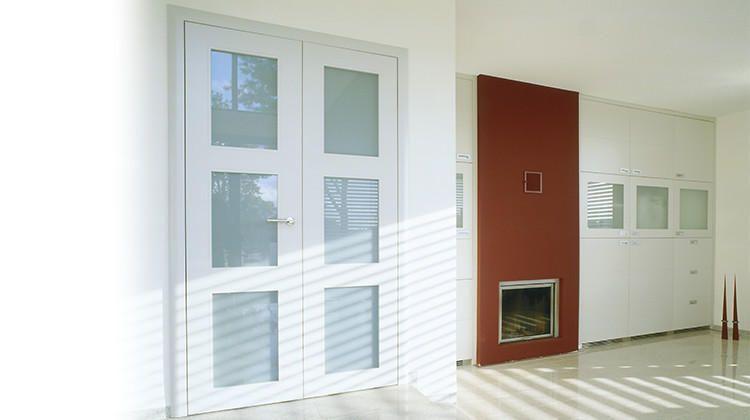 Charmant BARTELS DOORS :: Bartels   Modern Custom Interior Doors, Door Hardware,  Modern Library