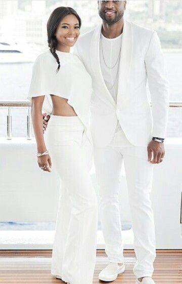 Gabrielle Union and Dwyane Wade one of my favorite couples. a1890d2e966