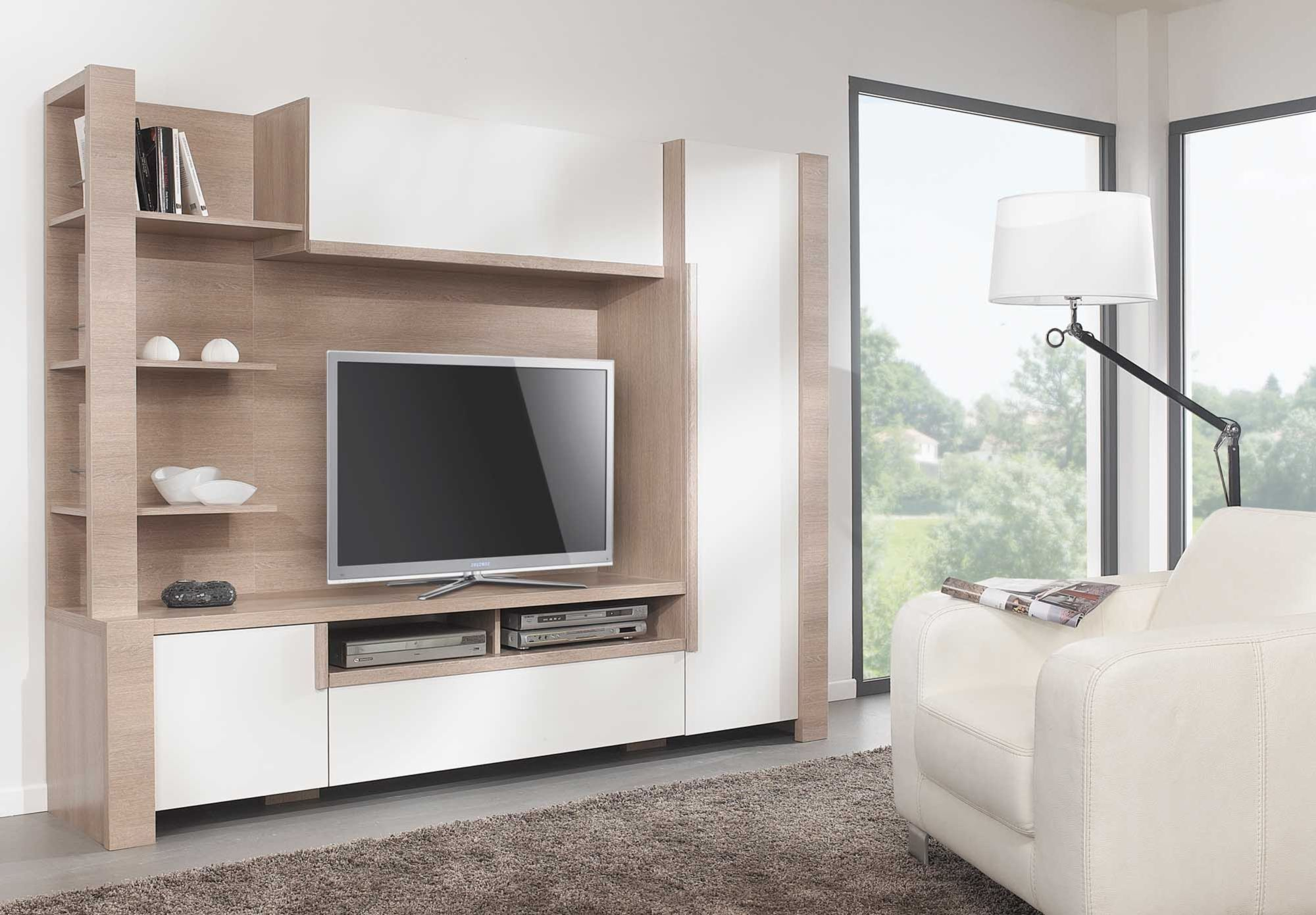 Living Room Storage Units Modular Tv Unit Gautier Lounge Furniture Accessories At
