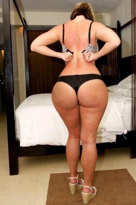 Mature hot butt