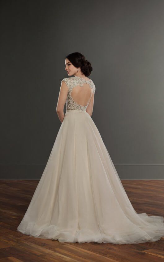 Wedding Separates | Ball gowns, Gowns and Ballgown wedding dress