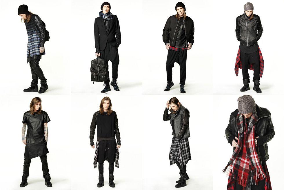 Keptalalat A Kovetkezore Grunge Fashion Men