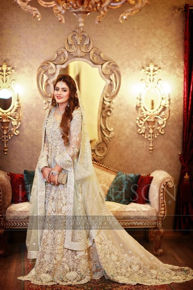 730bc5abb8 Latest Walima Dresses Designs & Trends Collection 2016-2017 | StylesGap.com