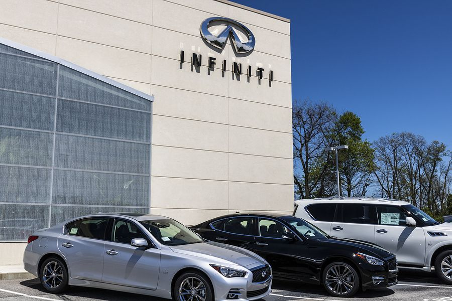 New global sales record set by Infiniti… Infiniti car sales in ...