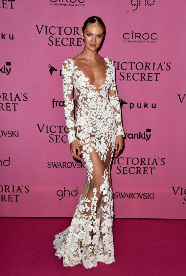 Looks de las modelos en la after party del desfile de Victoria\'s ...
