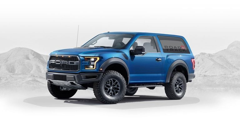 Raptor Based 2020 Ford Bronco Concept Designed By A Fan Is Perfection Ford Bronco Ford Bronco Concept New Bronco
