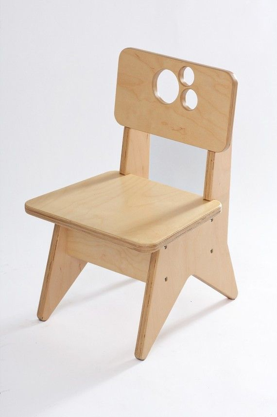 Kids Furniture, Origami Wooden Chair Design: The Origami Modern Childrenu0027s  Table And Chair Set