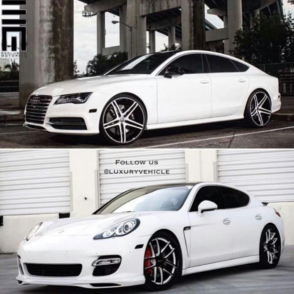 Porsche Panamera Car: Audi A7 Or Porsche Panamera