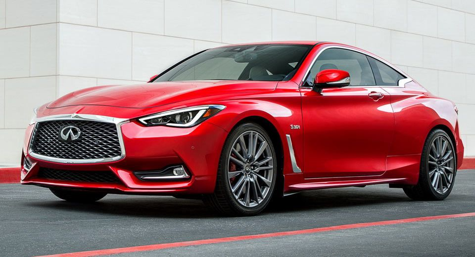 Q50 クーペ >> Infiniti Offers New Louder Sport Exhaust For Q60 Coupe Q50 Sedan