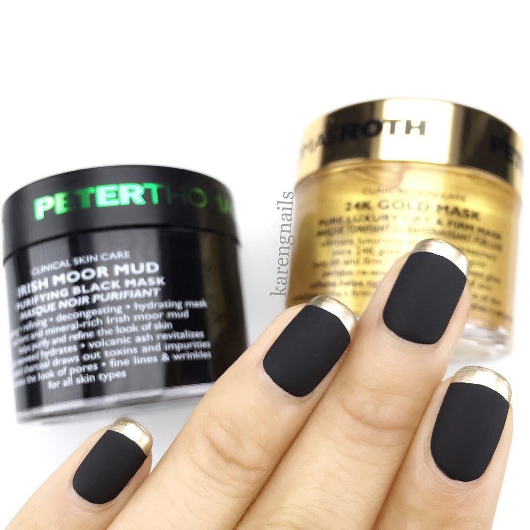 25 New Ways to Wear Matte Nails   Matte nails design, Matte nail ...