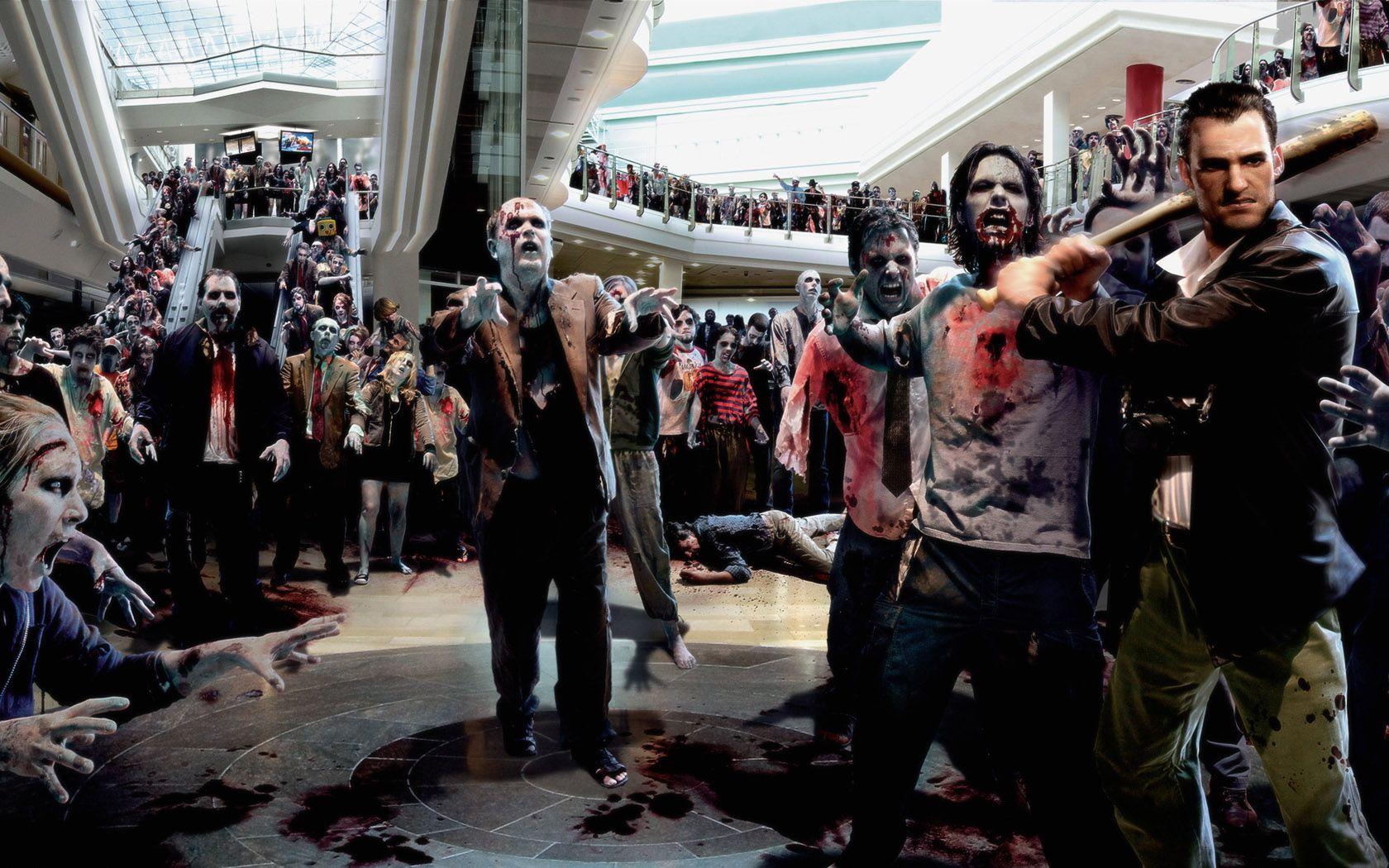 Dead Rising Xbox 360 Zombies Dead rising, Dead rising