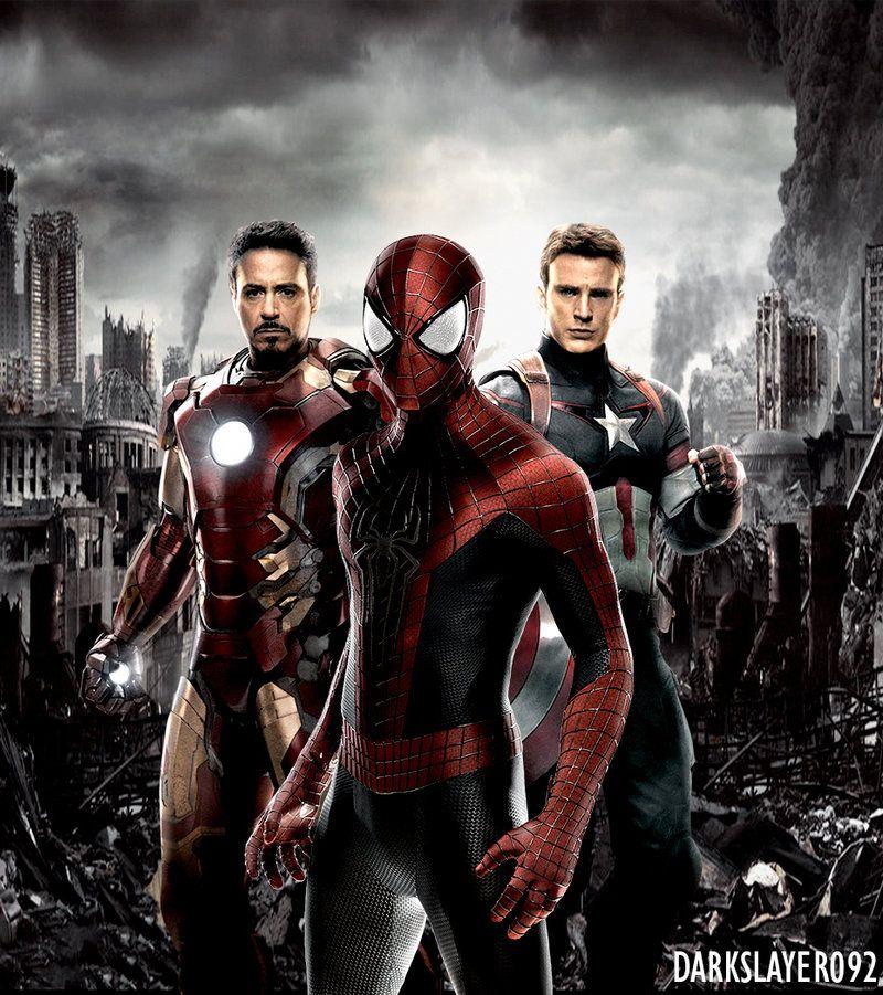 marvel film spider man