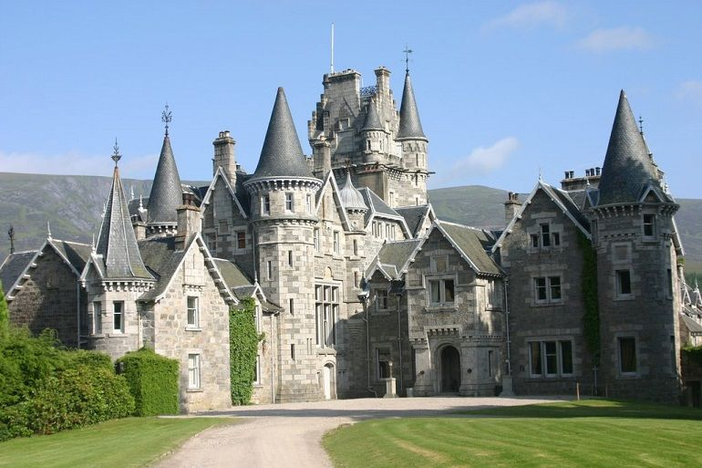 24 Magical Fairytale Castles In Scotland Pg 15 Fairytale