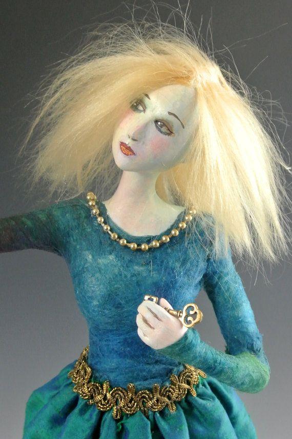 Was it a Dream OOAK art doll by cmoyer on Etsy, $400.00