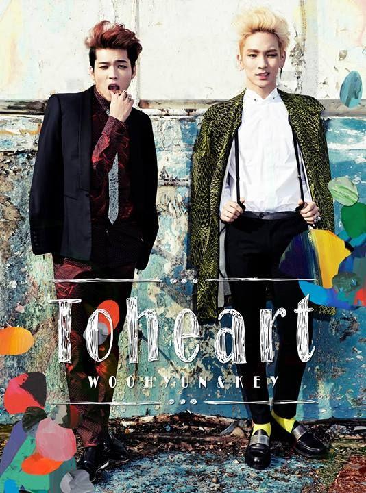 Woohyun & Key