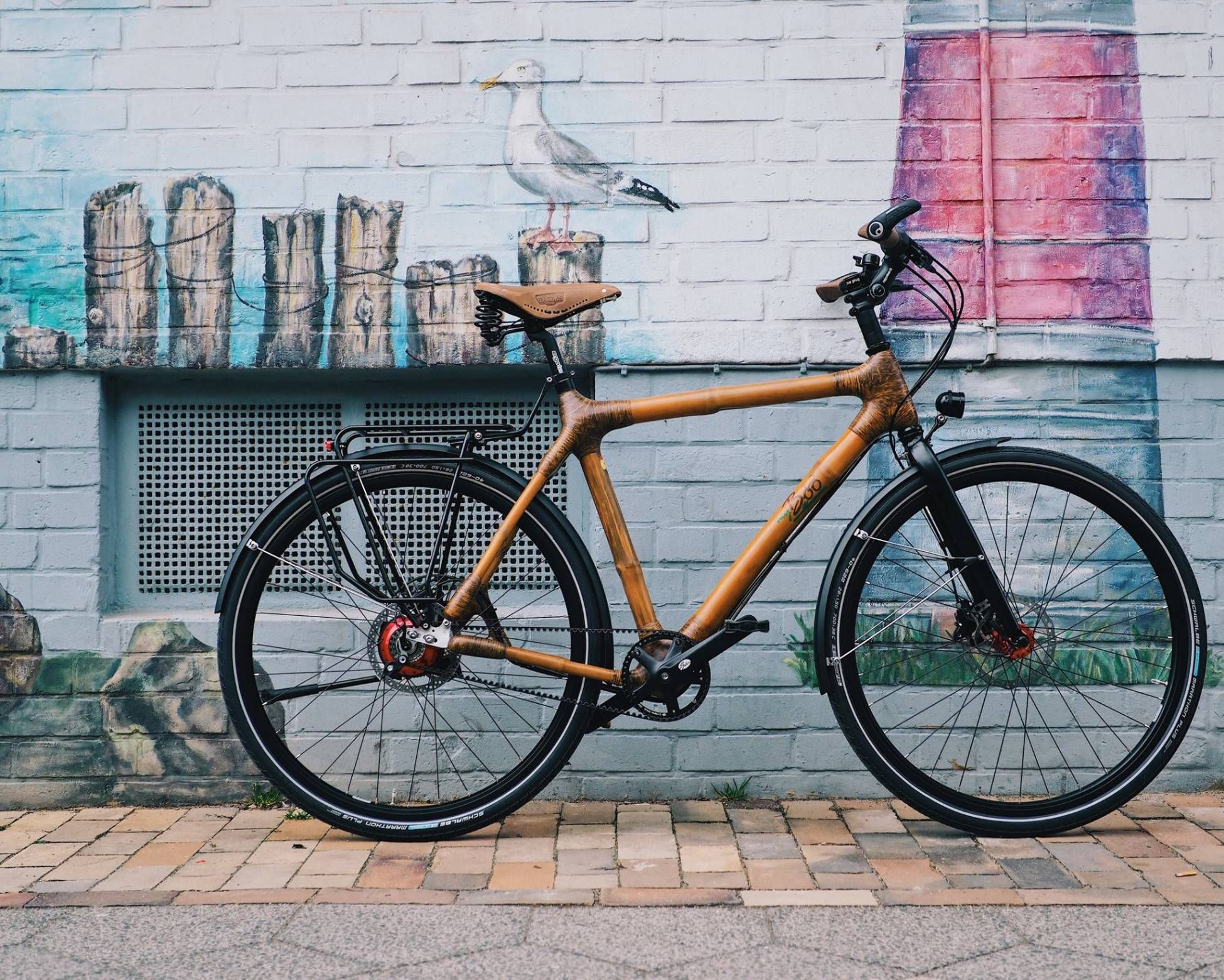 Home My Boo Bambus Fahrrad Fahrrader Kiel Deutschland