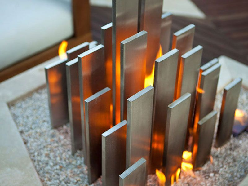 fire pit | Zeterre Landscape Architecture