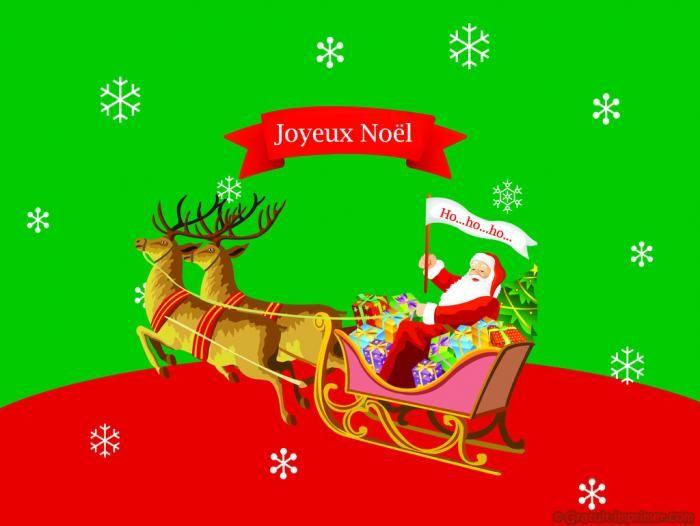 Cliquez Sur L Image Pour Télécharger Cette Carte De Noel
