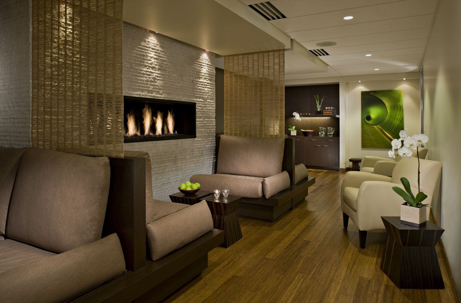 spa decor  Hospitality Design Vida Spa by HOK  Home