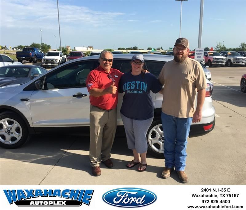 Waxahachie Ford Customer Review Thank You Jt For Helping Us Get