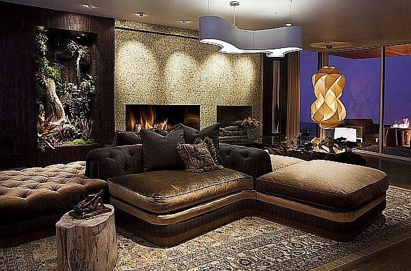 17 bachelor pad decorating ideas bachelor pad home - Wall art for bachelor pad living room ...