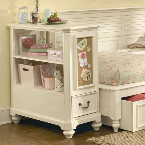 Seaside Bookcase Nightstand From Poshtots