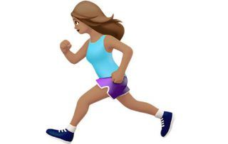 That Female Runner Emoji Molly Huddle Called For? It's Here!