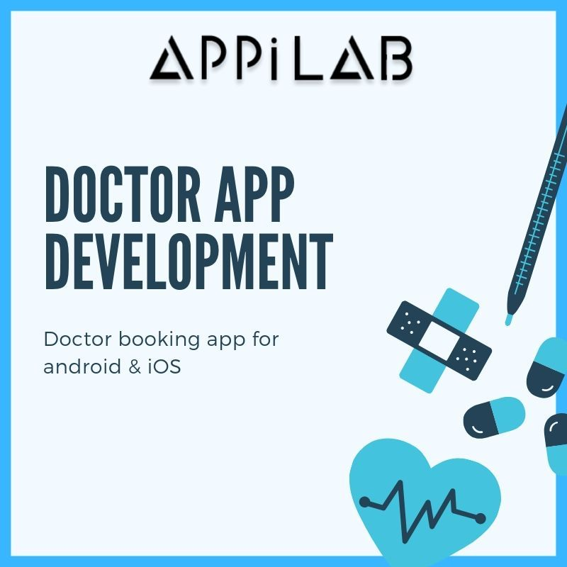 We provide the best doctor appointment booking app