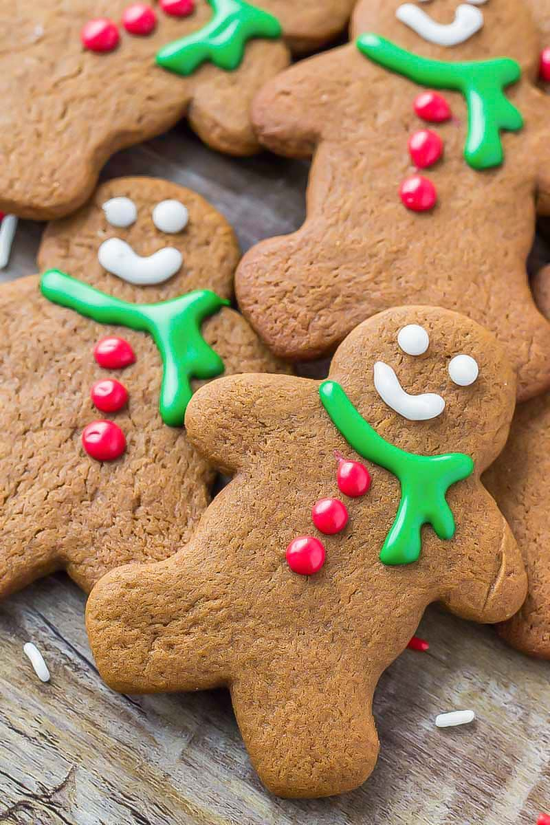 Gingerbread Cookie Recipe Soft gingerbread cookie