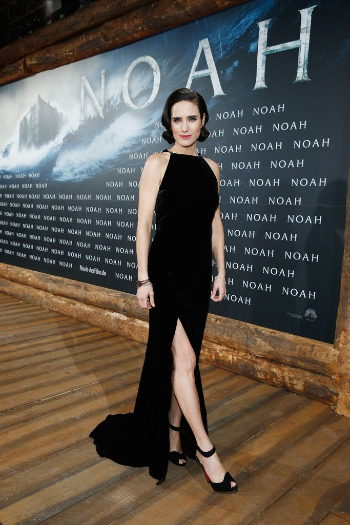 Jennifer Connelly in Lanvin at the 'Noah' Berlin Premiere