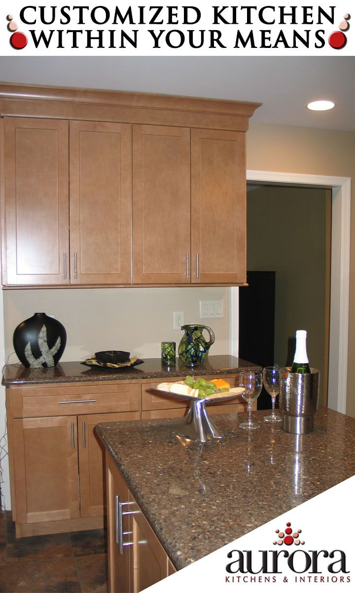 Kitchen Designs Wood Cabinets Drawers Customized Remodelling