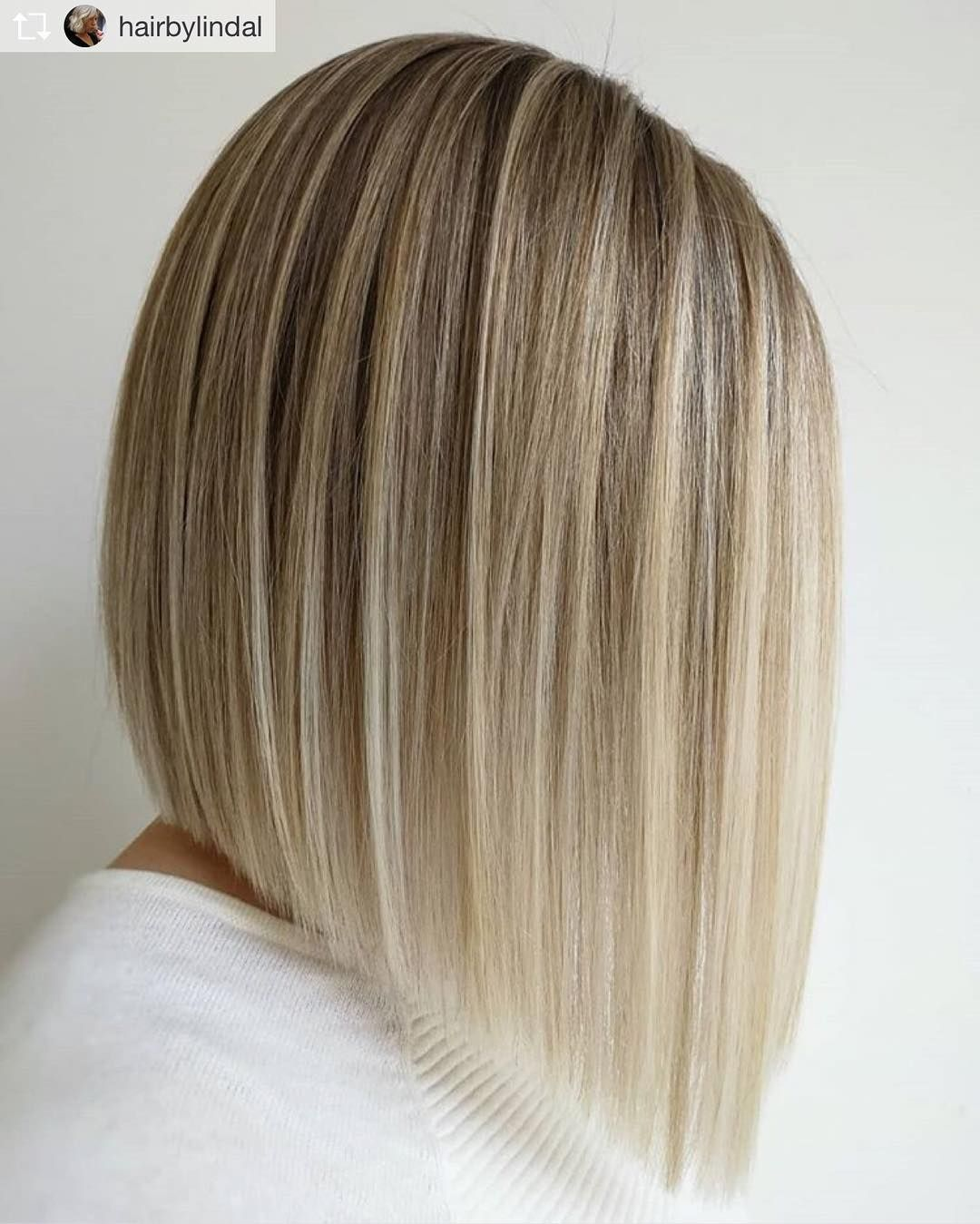 Bob Hairstyles for Beautiful Ladies 10 - Ladiesways.com Women