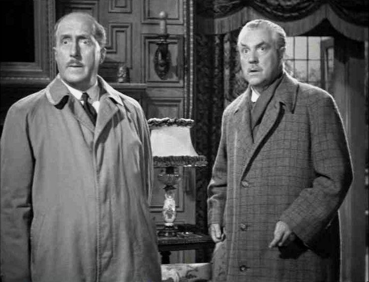 Inspector Gregson Sherlock Holmes Sherlock Holmes