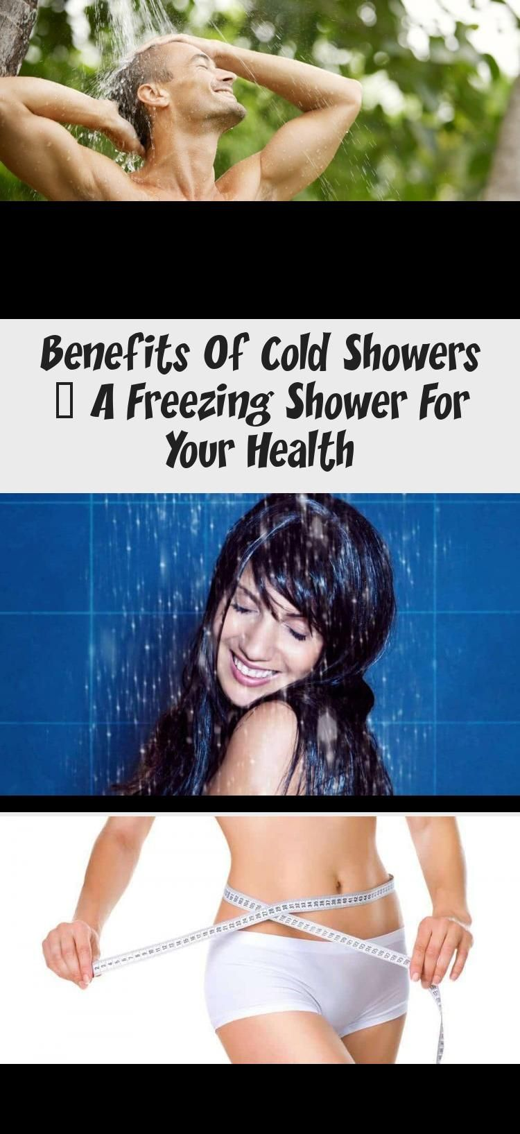 Health Benefits of Cold Showers | Healthy Lifestyle