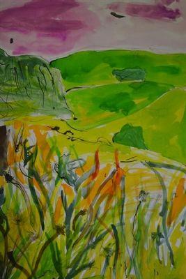 Paragon School Hockney Landscapes Image Gallery