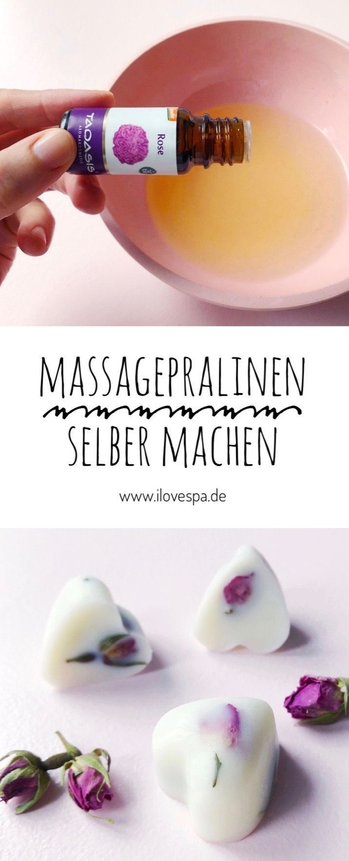 Photo of Make massage chocolates yourself from 4 ingredients – Valentine's Day & …
