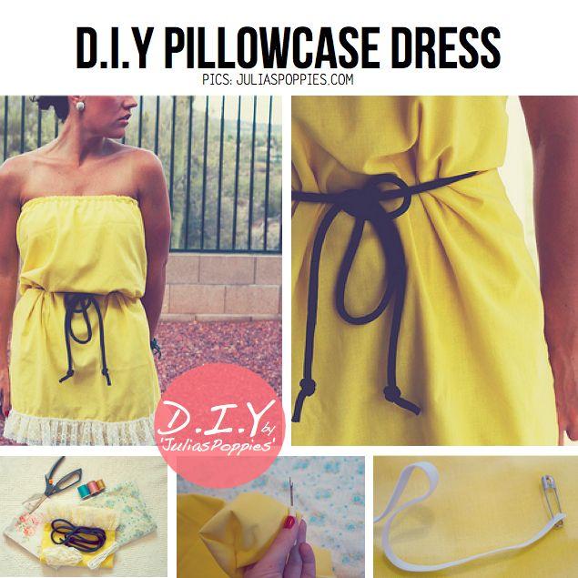10 Pretty DIY Dresses for Girls & 10 Pretty DIY Dresses for Girls | Craft Diy clothes and Clothes pillowsntoast.com