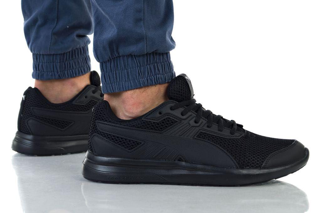 Buty Puma Escaper Core 36998502 Black Sneaker Sneakers All Black Sneakers
